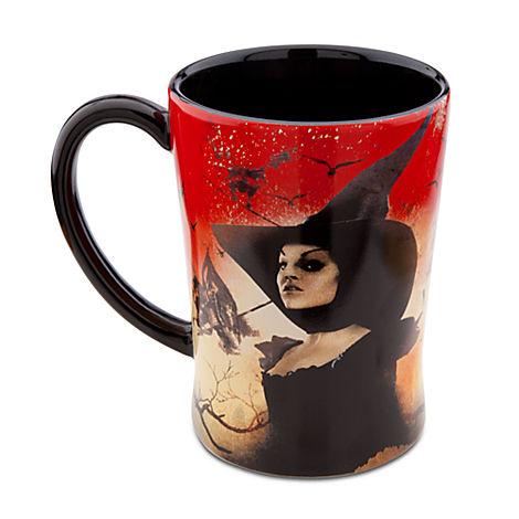 Mila Kunis Wicked Witch mug 2