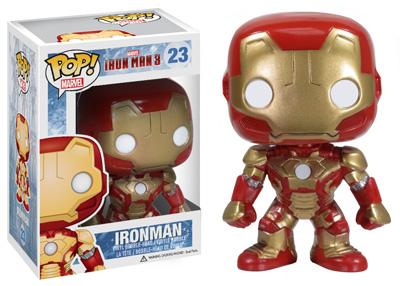 pop iron man 3