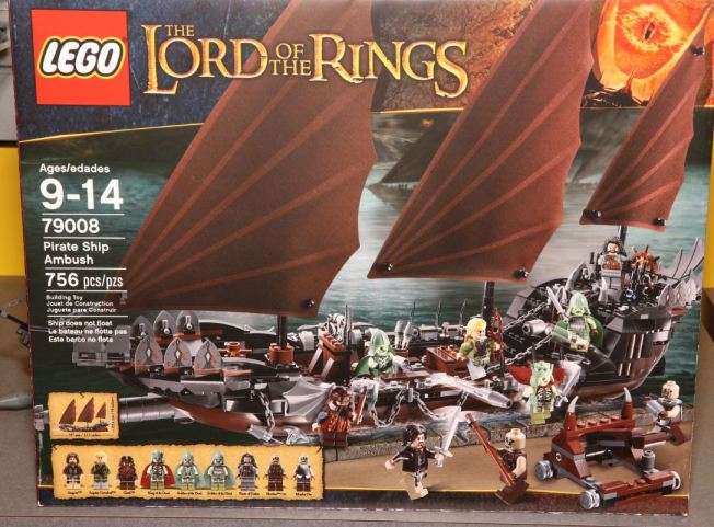 Lego Lotr 4