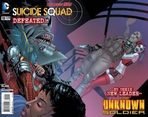Suicide Squad 19 cover