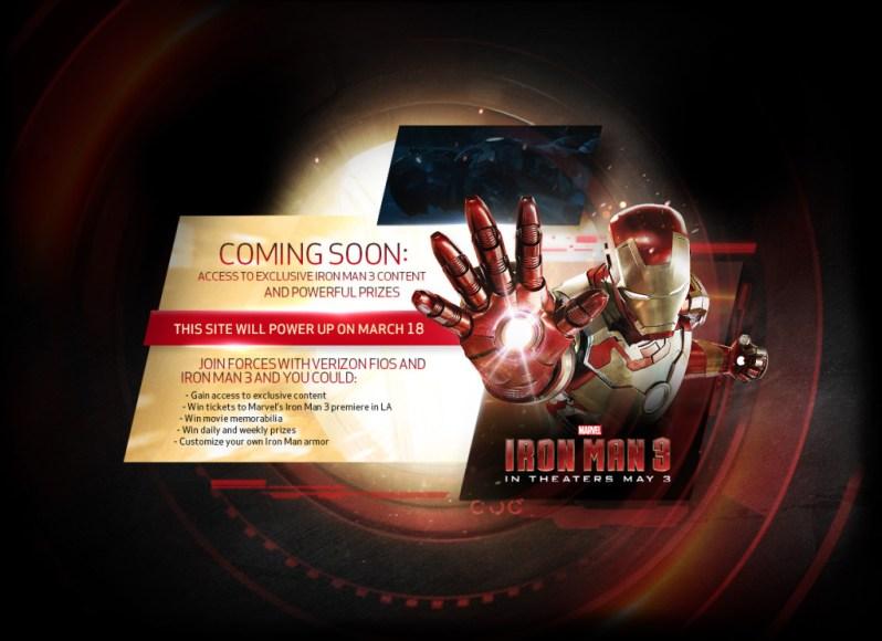 Iron Man Verizon trailer