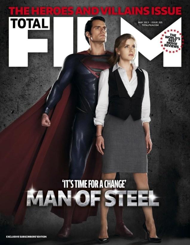 Man of Steel Total Film 1