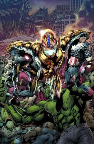 age of ultron 1 cover
