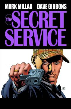 Secret service 6 cover