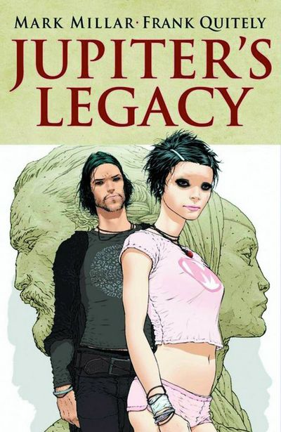 jupiters legacy 1 cover