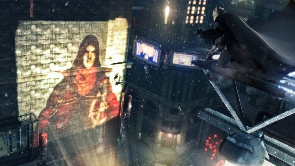 Batman Arkham Origins Anarky