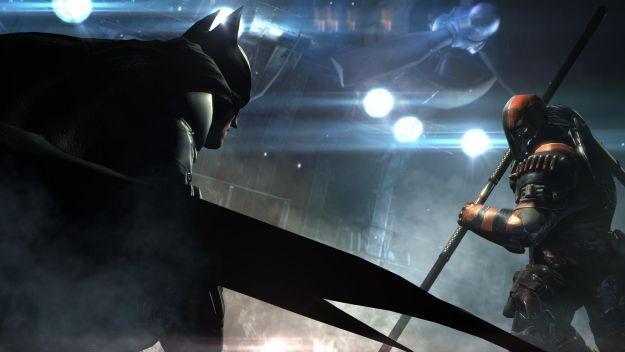 Batman Origins 1