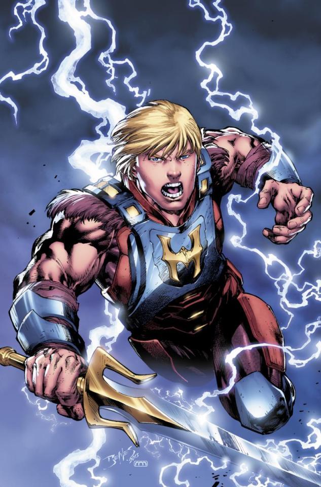 He Man DC Comics