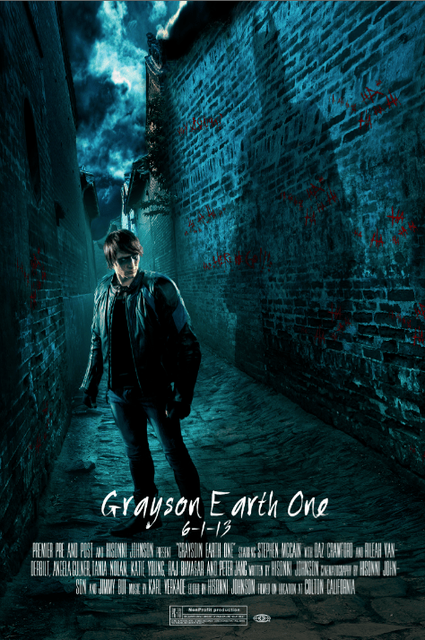 Grayson Earth One Poster 2
