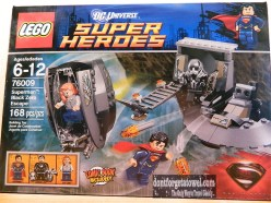 Lego Man of Steel 1