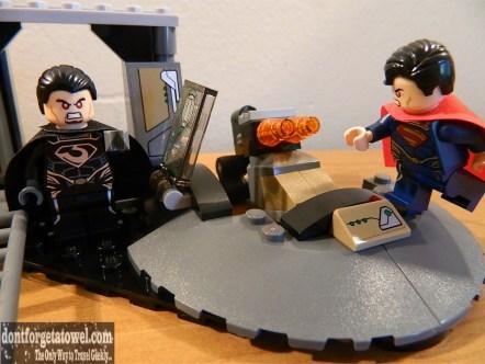 Lego Man of Steel 11