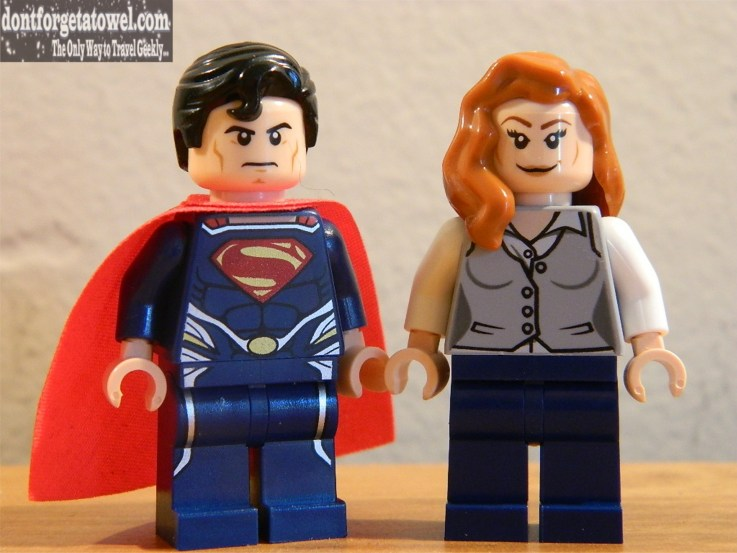 Lego Man of Steel 13