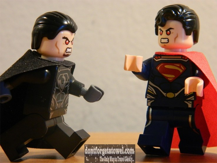 Lego Man of Steel 8