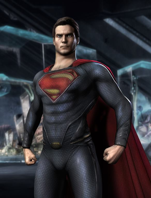 Superman Injustice Man of Steel