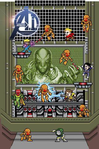 AI Avengers 1 cover