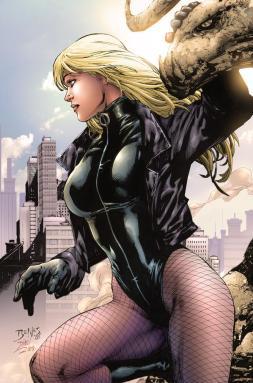 Black Canary DC Comics