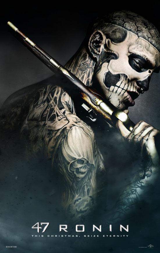 Skull_47_Ronin_Poster