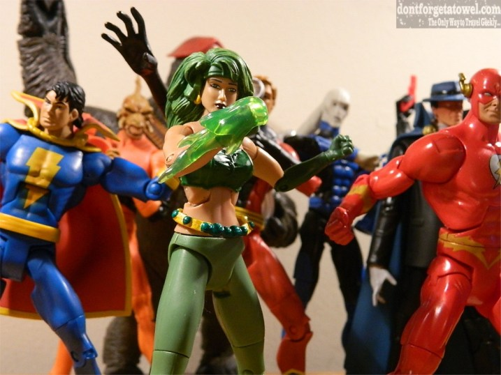 DC Universe Classics Fire 14