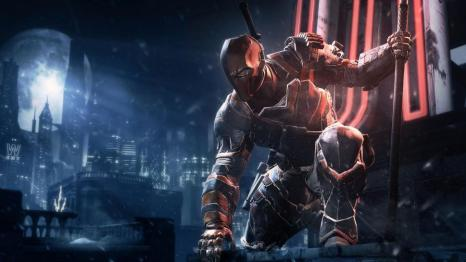 Deathstroke Batman Arkham Origins