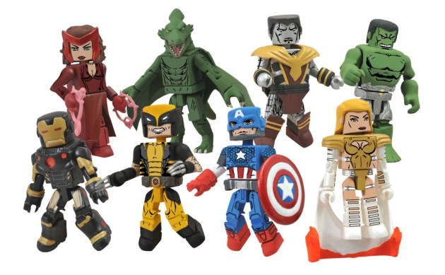 Marvel NOW Minimates
