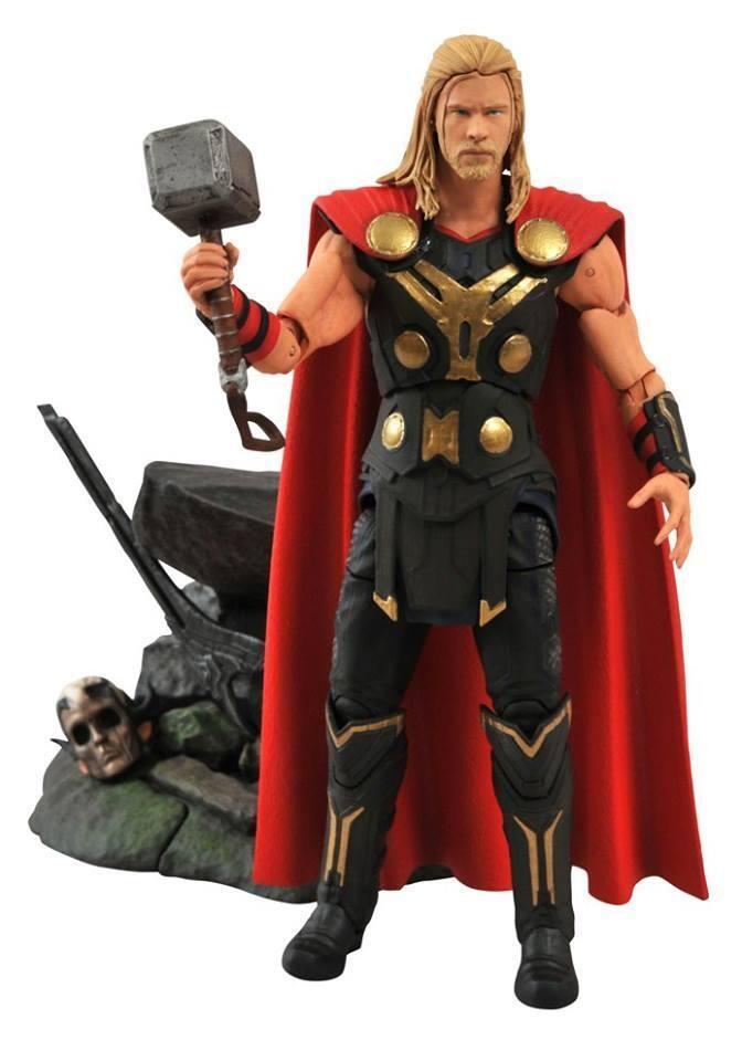 Marvel Select Thor The Dark World