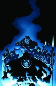 New Avengers 9 cover