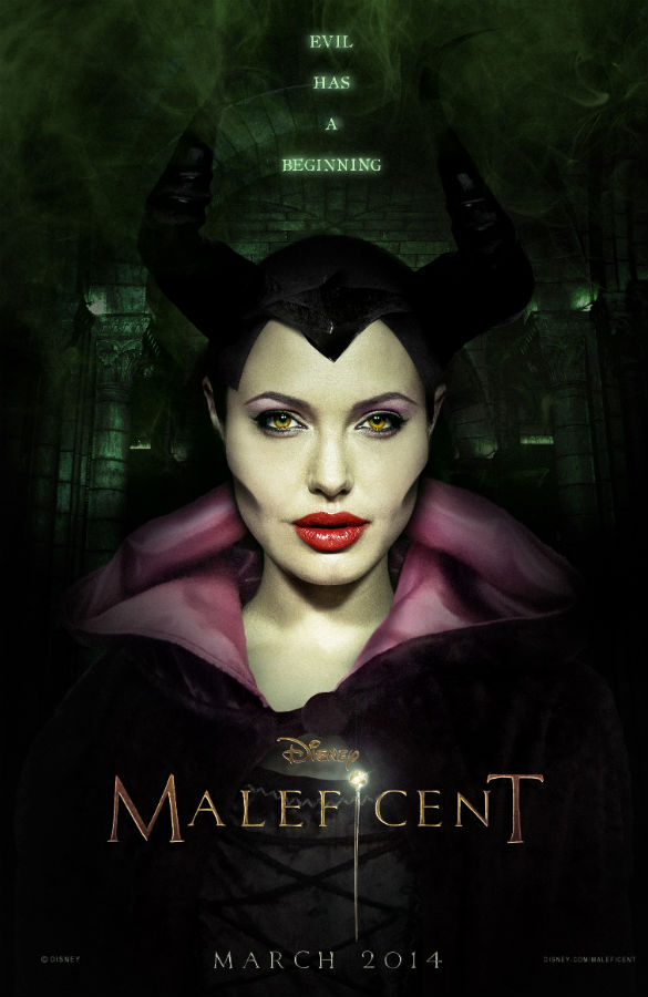 Maleficent Official Poster