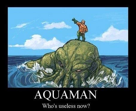 Aquaman badass
