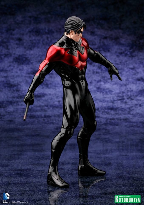 Nightwing New 52 Kotobukiya 02