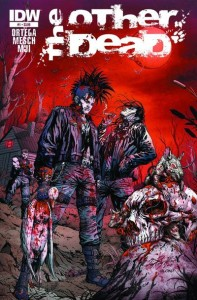 The Other Dead cover 1