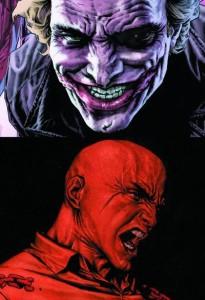 Absolute Joker Luthor HC cover