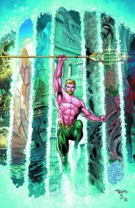Aquaman 24 cover