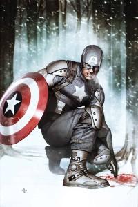 Captain America Living Legend 2 cover
