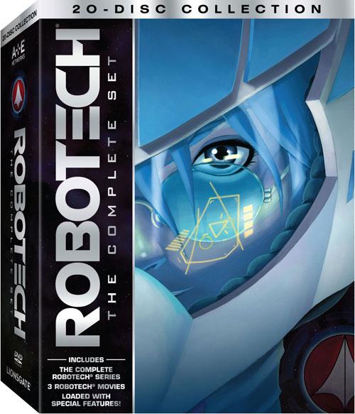 RobotechCompleteSeries