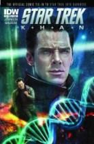 Star Trek Kahn 1 cover