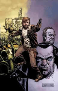 Walking Dead 115 cover