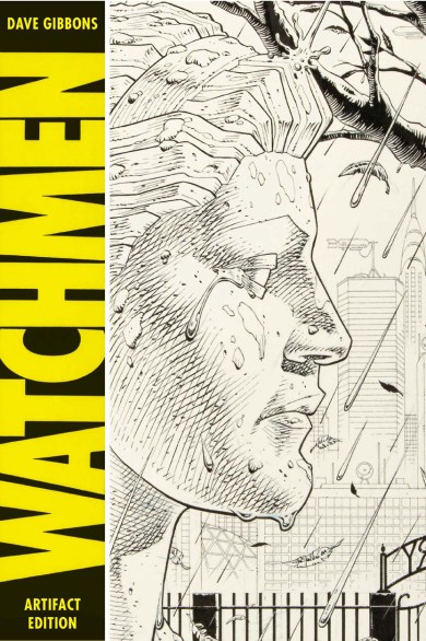 Watchmen Artifact Edition IDW