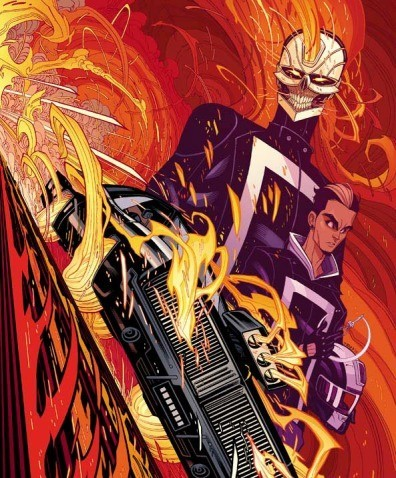 All New Marvel Now Ghost Rider 02