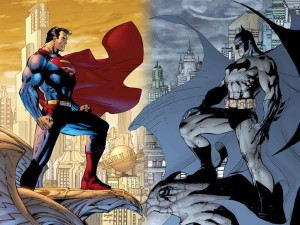 Batman vs Superman Jim Lee