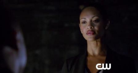CW Arrow Amanda Waller