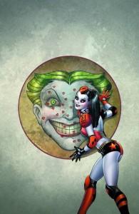 Harley Quinn 0 cover