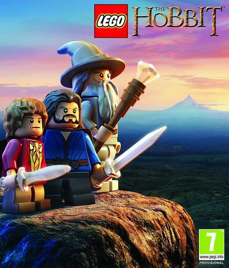 LEGO The Hobbit Poster