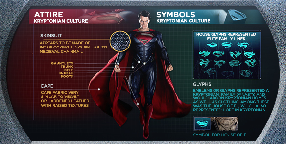 Man of Steel Viral site 01
