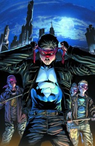 Nightwing 25 cover