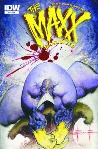 The Maxx Maxximized 1 cover
