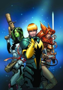 Guardians of the Galaxy 10 cover