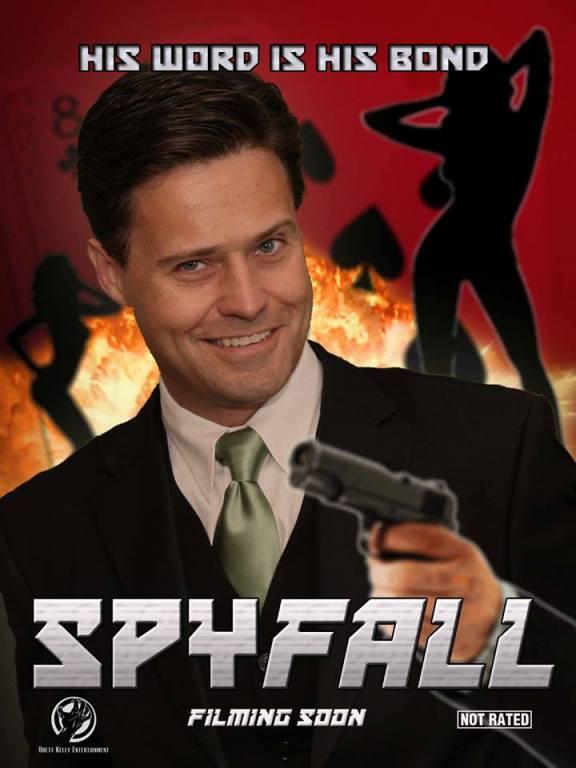 Spyfall Poster