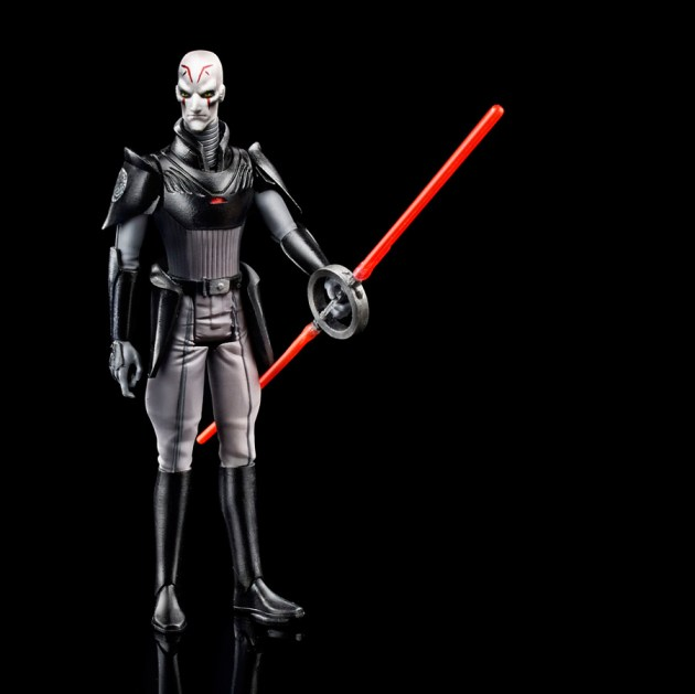 Star Wars Inquisitor action figure 02
