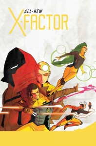 All New X-Factor 1