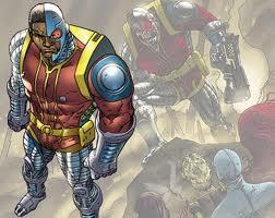 Deatlok Marvel Agents of SHIELD
